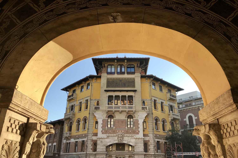 Coppedè, la Roma nascosta: dove lo stile non è un'opinione