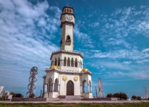 Fountain Tower Batumi