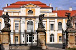 ingresso castello Duchov