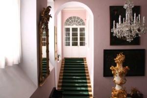 interno castello Duchov