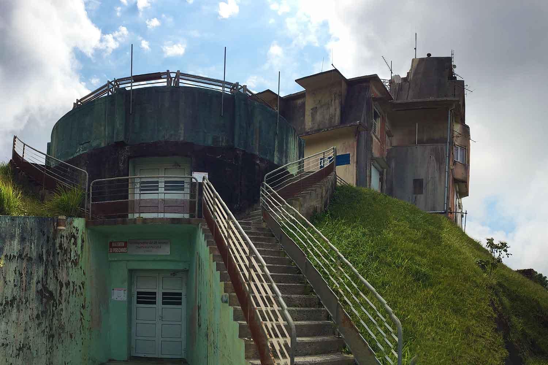 L'osservatorio vulcanologico di Martinica: poesia di un abbandono