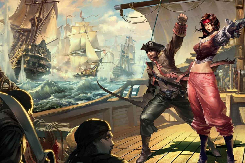 Pirati in vista! Ecco Samuel Lord, incallito bucaniere dell'isola di Barbados