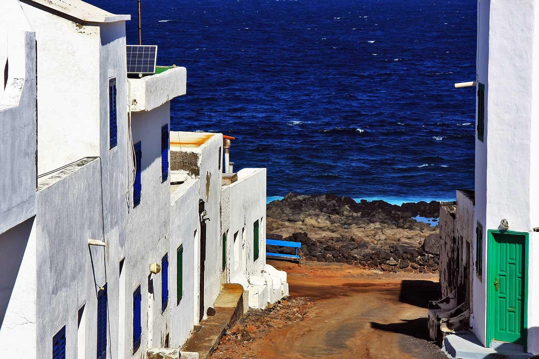 Lanzarote selvaggia: il villaggio perduto di Tenesar
