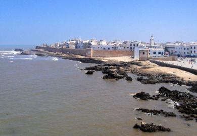Essaouira, dove il vento atlantico accarezza la medina