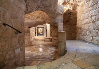 Betlemme e la favolosa Grotta del Latte: i miracoli esistono