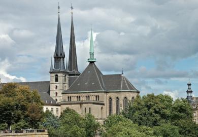 Lussemburgo: dove riposano le spoglie di Giovanni il Cieco