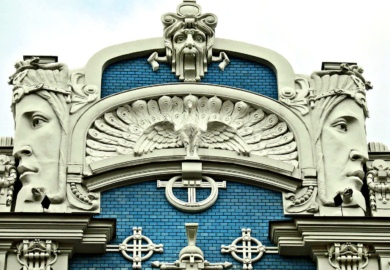 Riga, sulle orme di EjzenStejn e alla scoperta dell'Art Nouveau