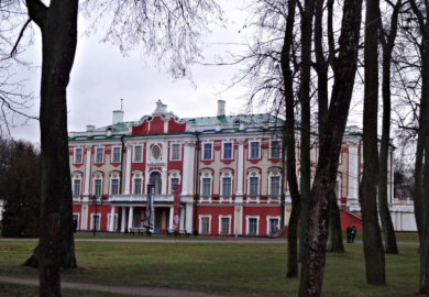 Tallinn, Palazzo Kadriog: sfarzo, amore e maldicenze