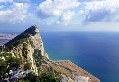 Gibilterra, la fine del mondo o l'inizio di tutto