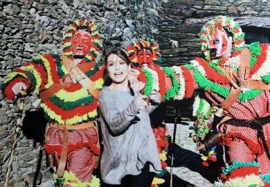 "I ""Caretos"" di Podence, l'antico Carnevale diabolico patrimonio Unesco"